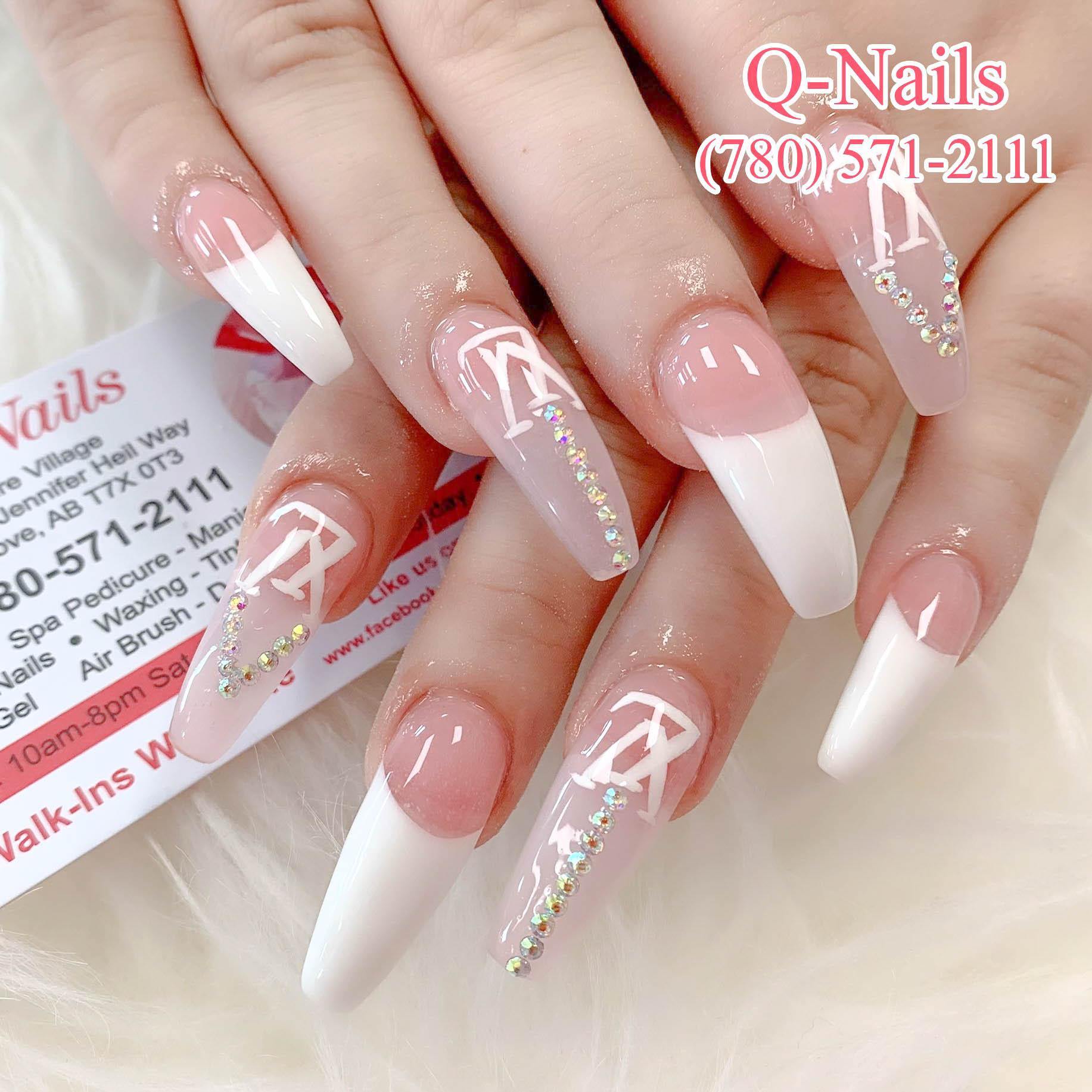 Q-Nails Tri Leisure Village   Nail salon T7X 0T3   Spruce Grove, AB