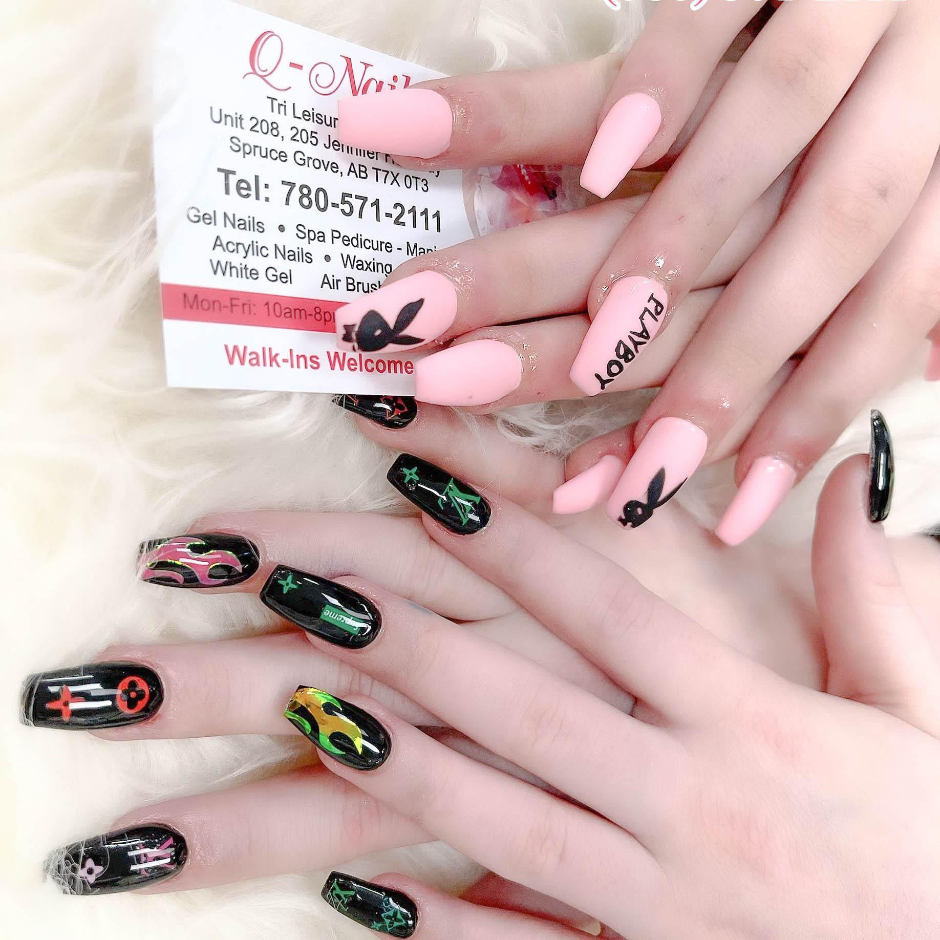 Q-Nails Tri Leisure Village | Nail salon T7X 0T3 | Spruce Grove, AB